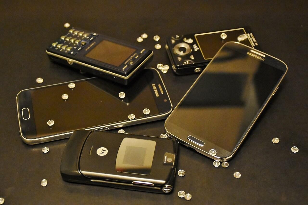 Durch Smartphone-Recycling zum neuen Schnickschnack