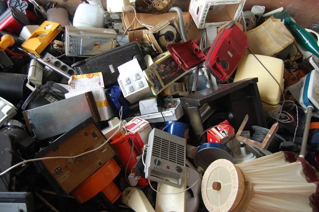 Ein großer Teil des weltweiten Elektroschrotts machen Smartphones aus