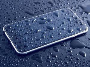 phone water
