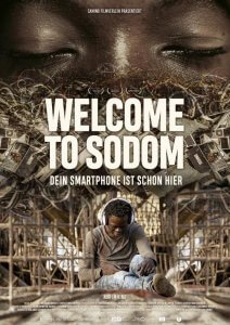 Kinofilmplakat Welcome to sSodom