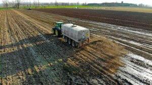 Umweltproblem Düngung Landwirtschaft