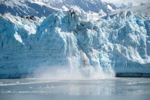 Meeresspiegelanstieg durch Umweltprobleme