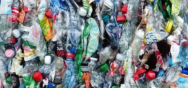 Umweltproblem Plastik