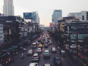 Umweltproblem Klimawandel: Autos