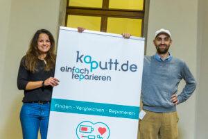 Kaputt.de bei StartGreen Awards