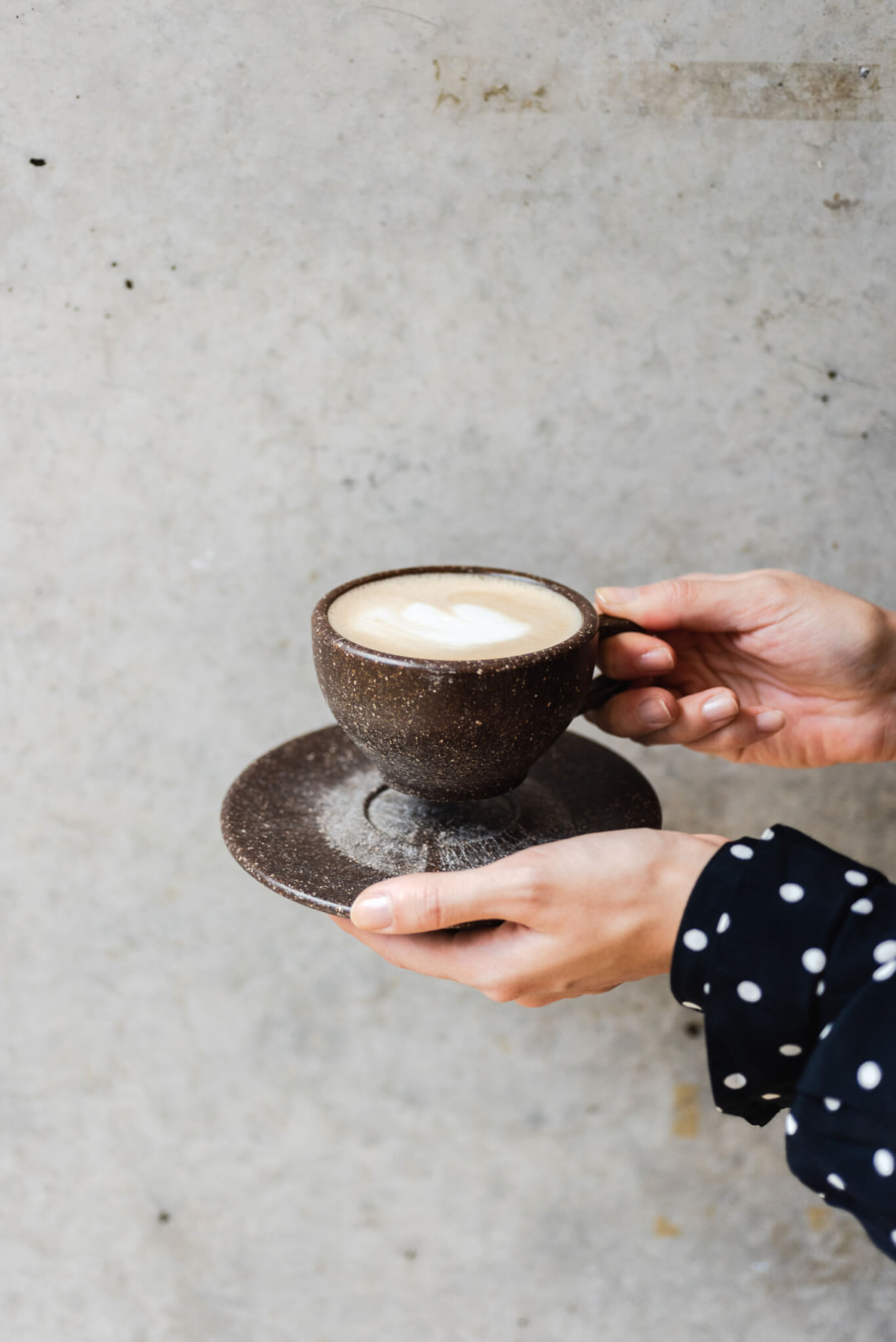 Milchkaffee Cup (©Kaffeeform)
