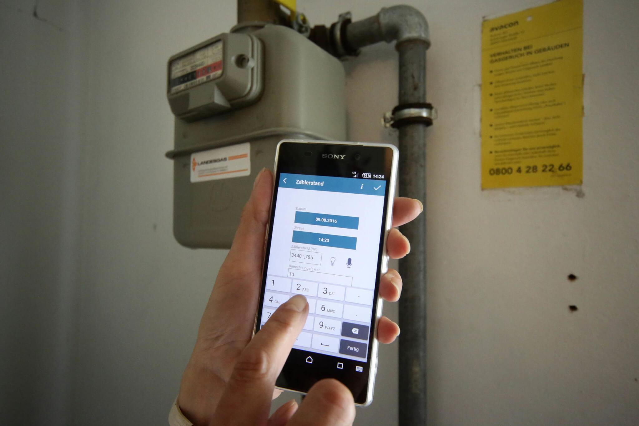 EnergieCheck App