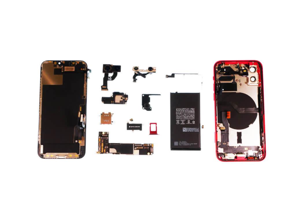 iPhone 12 Einzelteile