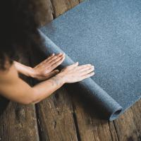 Yogamatte von hejhej