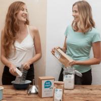 Lisa und Jacqueline Gründerinnen von Hello simple