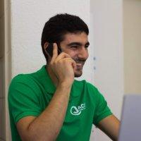Yekta Görkem Baysan Inhaber von Jacks Handy Reparatur