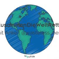 #ZusammenDieWeltRetten mit Anke