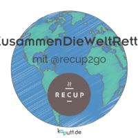 #ZusammenDieWeltRetten mit RECUP