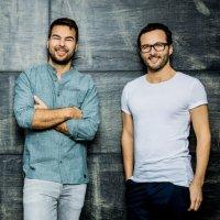 David Löwe und Daniel Schmitt-Haverkamp Gründer von everdrop